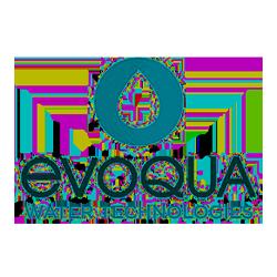 EVOQUA лого - системи за обеззаразяване на вода, хлораторни системи