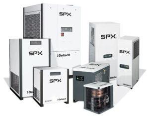 SPX хладилни изсушители, Меакомп