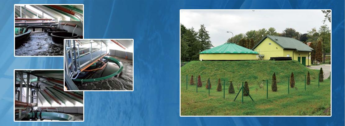 Системи за пречистване на отпадъчни води - БИО ПАК, от Меакомп